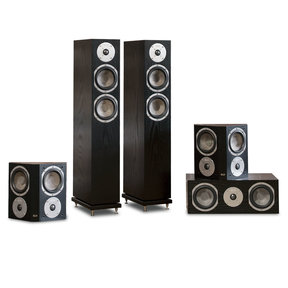 Cambridge 5.0 Speaker System (Black Oak)