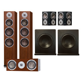 Kendall 5.2 Channel Speaker System