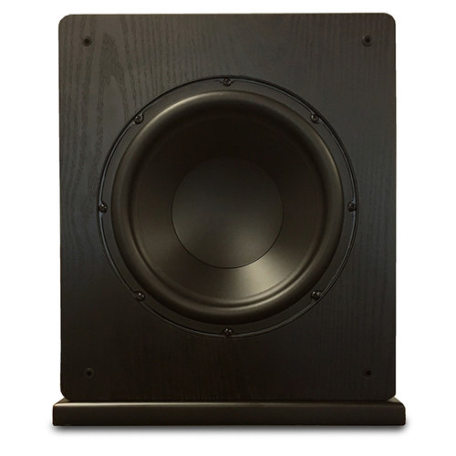 View Larger Image of Windsor 12 200W Subwoofer (Black Oak)