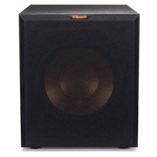 "View Larger Image of 2.1 R-28F Reference Floorstanding Speaker Package with R-25C Center Speaker and R-12SWi 12"" Wireless Subwoofer (Black)"