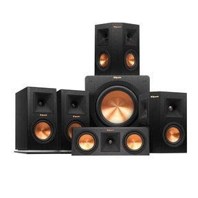 """5.1 RP-150M Reference Premiere Speaker Package With R-110SW 10"""" Subwoofer"""