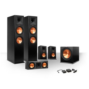 5.1 RP-250 Reference Premiere Speaker Package with R-110SW Subwoofer and FREE Wireless Kit