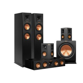 """5.1 RP-250 Reference Premiere Speaker Package With R-112SW 12"""" Subwoofer"""