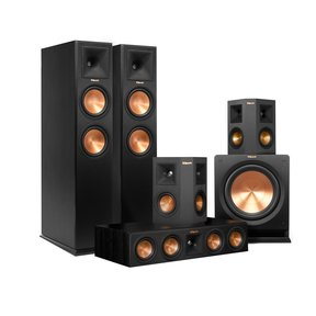 """5.1 RP-260 Reference Premiere Speaker Package With R-112SW 12"""" Subwoofer"""