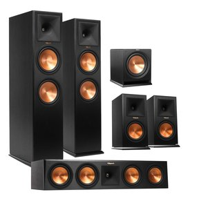 5.1 RP-280 Reference Premiere Speaker Package with R-112 Subwoofer (Ebony)
