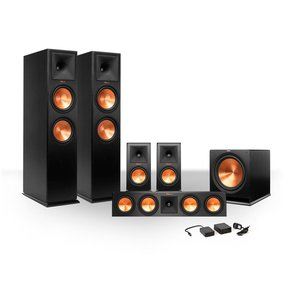 5.1 RP-280 Reference Premiere Speaker Package with R-115SW Subwoofer and FREE Wireless Kit