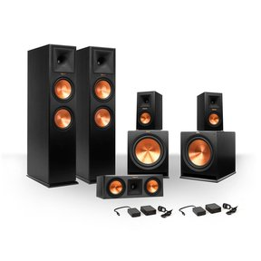 5.2 RP-250 Reference Premiere Speaker Package with R-110SW Subwoofers and Two FREE Wireless Kits