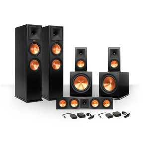 5.2 RP-260 Reference Premiere Speaker Package with R-112SW Subwoofers and Two FREE Wireless Kits