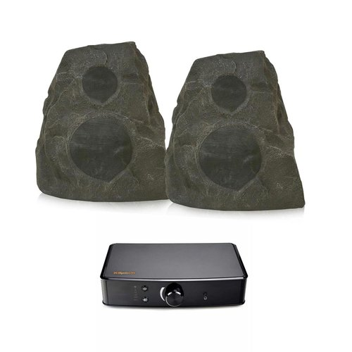 View Larger Image of AWR-650-SM All Weather 2-Way Speakers with PowerGate Audio Streaming Device