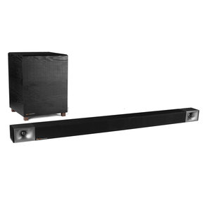 BAR 48 3.1 Sound Bar with Wireless Subwoofer (Black)