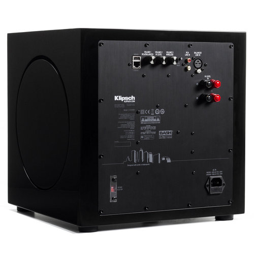 View Larger Image of C-310ASWi Wireless Subwoofer with WA-3 Wireless Subwoofer Kit