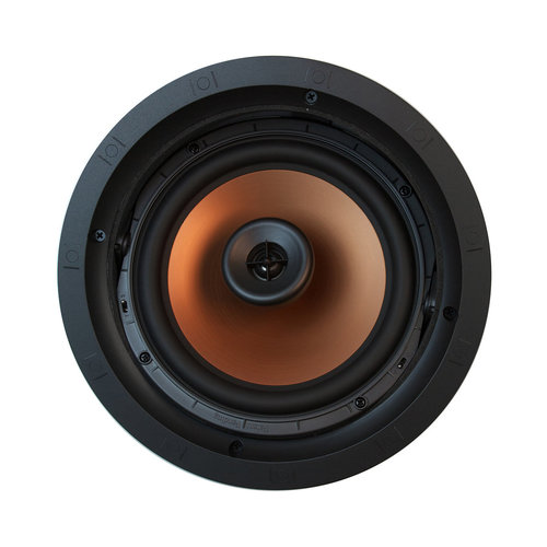 "View Larger Image of CDT-5800-C II 8"" In-Ceiling Pivoting Speaker - Each (White)"