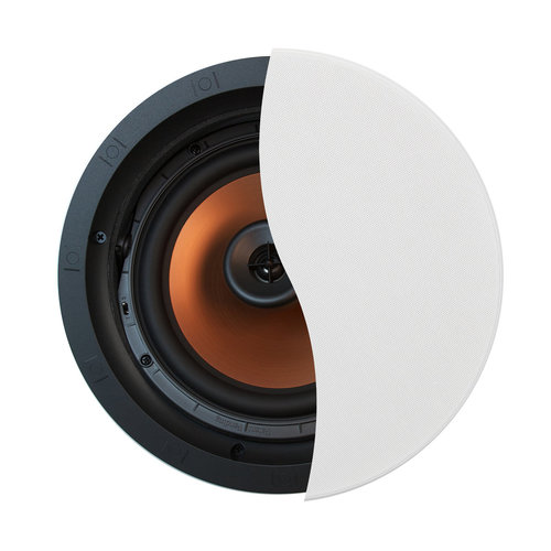 """View Larger Image of CDT-5800-C II 8"""" In-Ceiling Pivoting Speaker - Each (White)"""