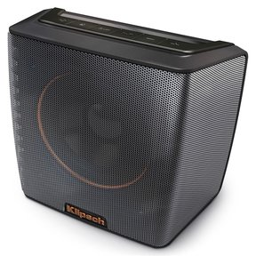 Groove Portable Bluetooth Speaker (Black)