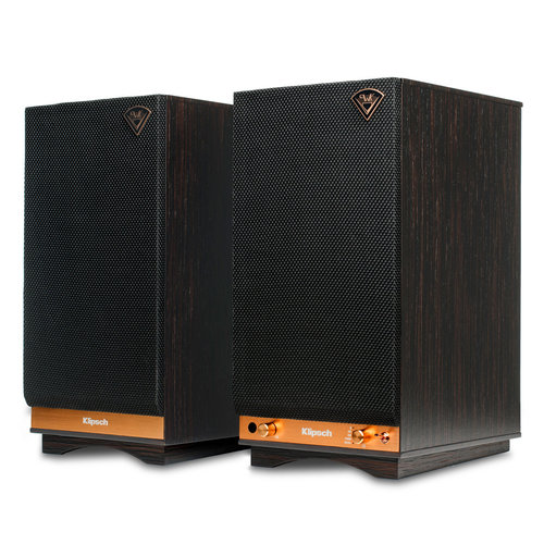View Larger Image of Heritage Wireless The Sixes Powered Bookshelf Speakers - Pair