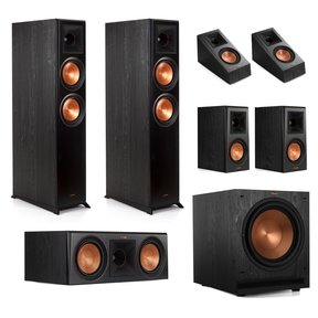 RP-6000F 5.1.2 Dolby Atmos Home Theater System