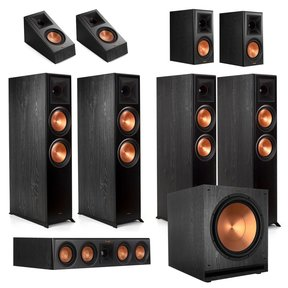 RP-8060FA 7.1.4 Dolby Atmos Home Theater System