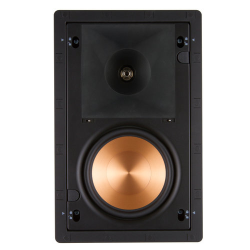 "View Larger Image of PRO-160RPW 6.5"" In-Wall Speaker - Each (White)"