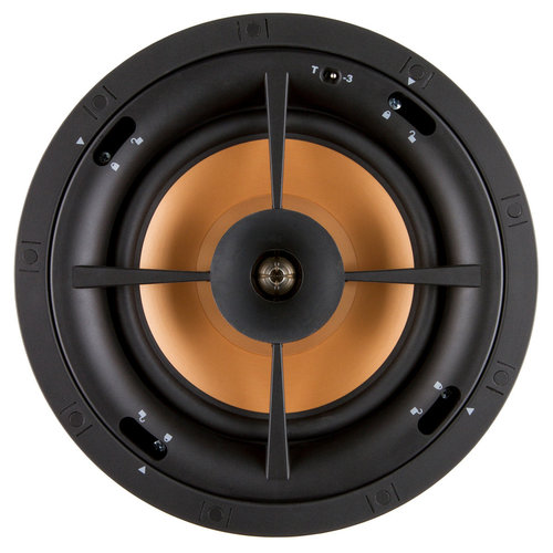 """View Larger Image of PRO-180RPC 8"""" In-Ceiling Speaker - Each (White)"""