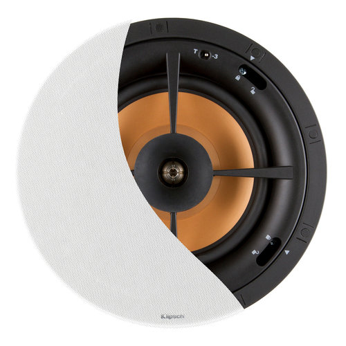 "View Larger Image of PRO-180RPC 8"" In-Ceiling Speaker - Each (White)"