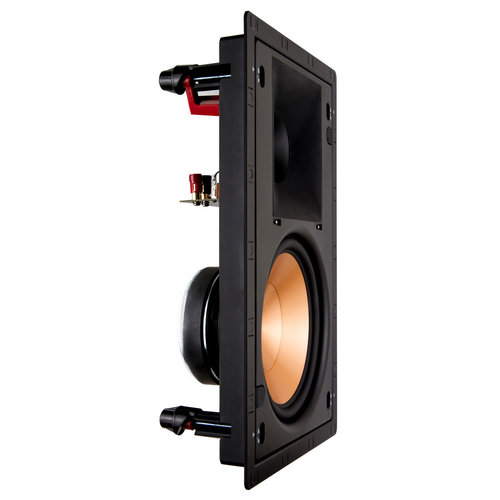"""View Larger Image of PRO-180RPW 8"""" In-Wall Speaker - Each (White)"""