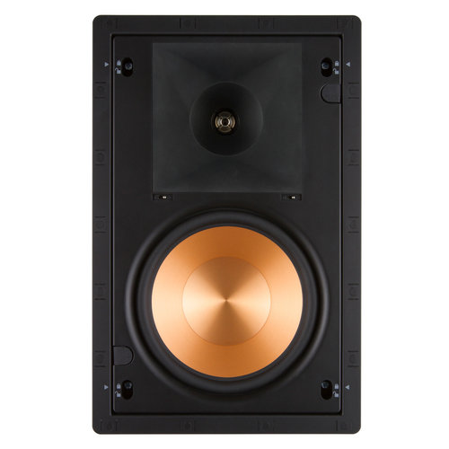 "View Larger Image of PRO-180RPW 8"" In-Wall Speaker - Each (White)"