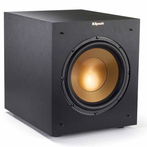 "View Larger Image of R-10SWi 10"" 300W Wireless Subwoofer (Black)"