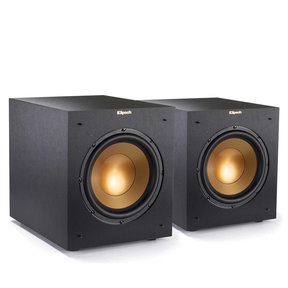 "R-10SWi 10"" Wireless Subwoofers - 2 Pack (Black)"