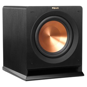 "R-110SW 10"" 200 Watt Subwoofer (Black)"