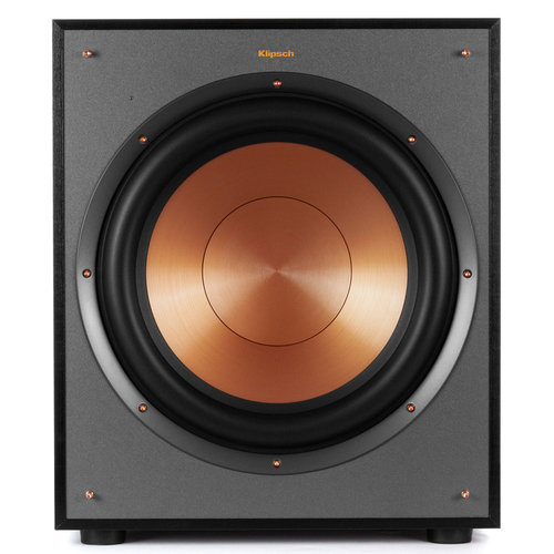 "View Larger Image of R-120SW 12"" Subwoofer (Black Brushed Vinyl)"