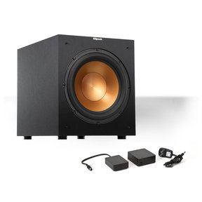 "R-12SW 12"" Powered Subwoofer with FREE WA-2 Wireless Subwoofer Kit"