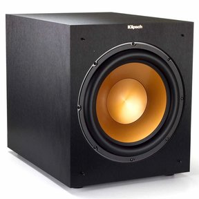 "R-12SWi 12"" 400W Wireless Subwoofer (Black)"