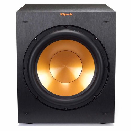 """View Larger Image of R-12SWi 12"""" 400W Wireless Subwoofer (Black)"""