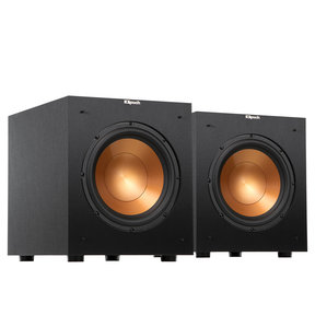 "R-12SWi 12"" Wireless Subwoofers - Pair (Black)"