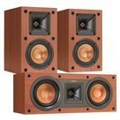View Larger Image of R-14M Reference Monitor Speakers with R-25C Reference Center Speaker (Cherry)
