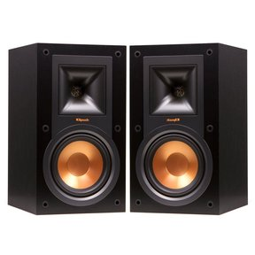 R-15M Reference Bookshelf Monitor Speakers - Pair (Black)