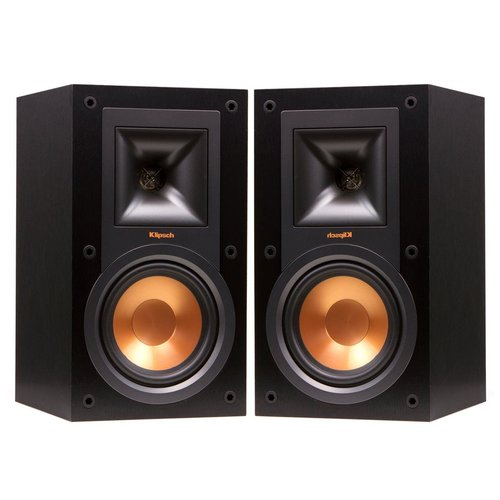View Larger Image of R-15M Reference Bookshelf Monitor Speakers - Pair (Black)