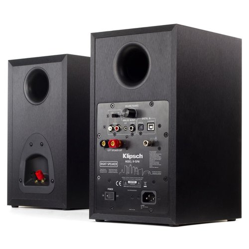View Larger Image of R-15PM Reference Powered Bluetooth Monitor Speakers - Pair