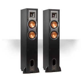 R-24F Reference Floorstanding Speakers - Pair (Black)