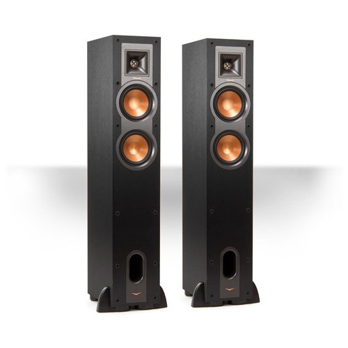 View Larger Image of R-24F Reference Floorstanding Speakers - Pair (Black)