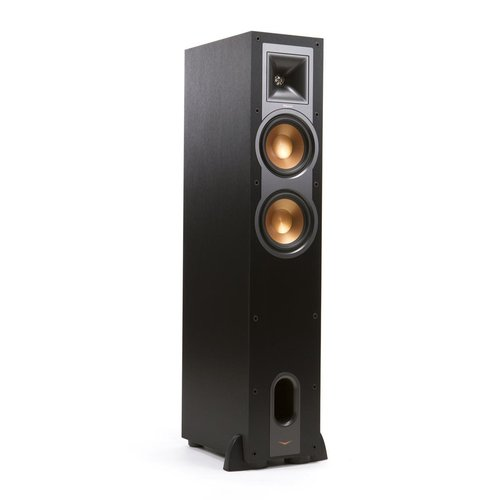 View Larger Image of R-26F 4.0 Reference Floorstanding Speaker Package with R-14M Reference Monitor Speakers (Black)