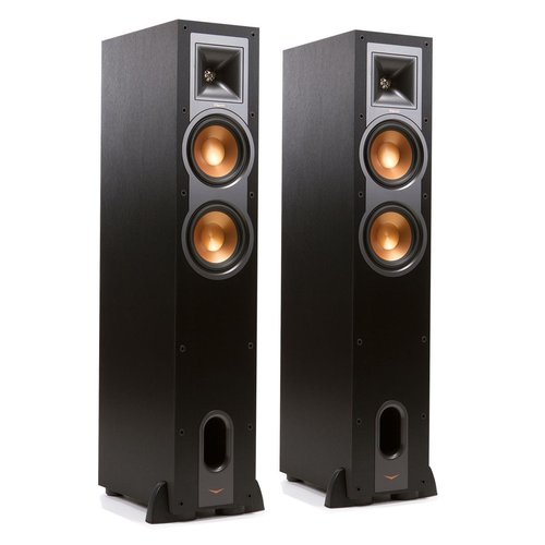 View Larger Image of R-26F Reference Floorstanding Speaker - Pair (Black)