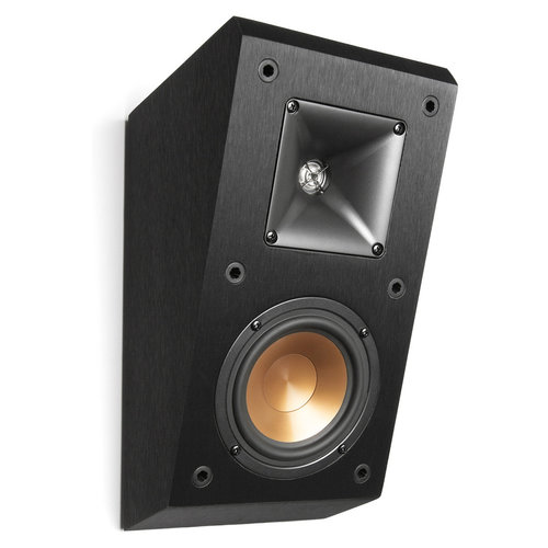 View Larger Image of R-26F Reference Floorstanding Speakers with R-14SA Dolby Atmos Speakers - Pair (Black)