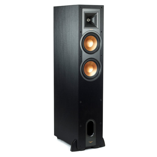 View Larger Image of R-26FA Dolby Atmos Floorstanding Speaker - Each (Black Brushed Polymer Veneer)