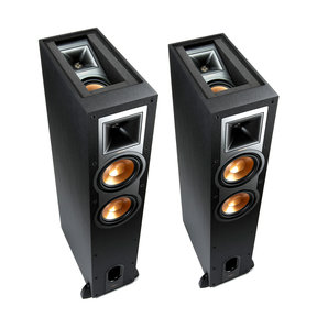 R-26FA Dolby Atmos Floorstanding Speakers - Pair (Black)