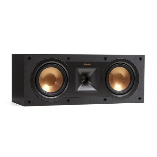 View Larger Image of R-26FA Dolby Atmos Floorstanding Speakers with R-25C Reference Center Speaker (Black)