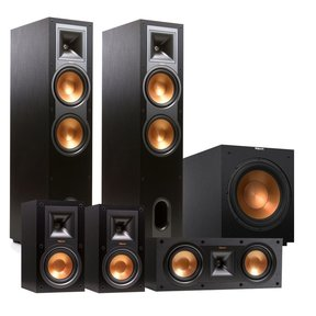 R-28F Reference 5.1 Channel Home Theater Speaker Package
