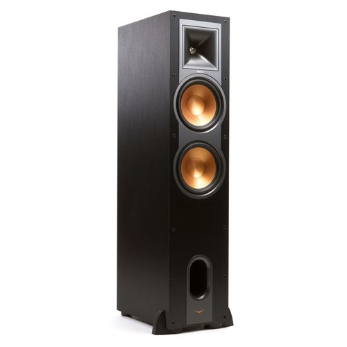 View Larger Image of R-28F Reference Floorstanding Speaker - Pair (Black)