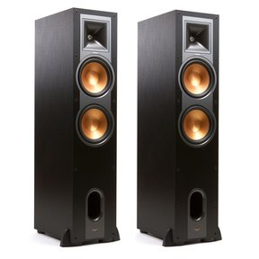 R-28F Reference Floorstanding Speaker - Pair (Black)