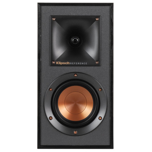 View Larger Image of R-41M Reference Bookshelf Speakers - Pair (Black Wood Vinyl)